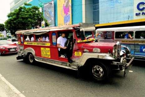 Jeepney aja