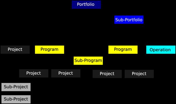 Project Program Portfolio